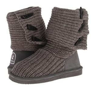 Cute crocheted Boots!